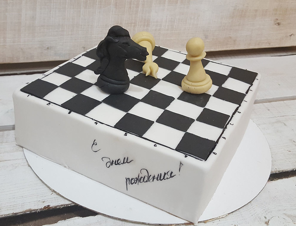 персонажей люди торт с шахматами фото признаки опухоли
